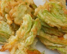 Fiori Fritti.Ricetta Fiori Di Zucca Fritti Ricette Siciliane Ricette Regionali